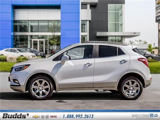 2018 Buick Encore Premium (Stk: E8047P) in Oakville - Image 2 of 25