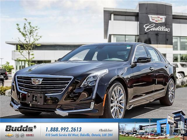2018 Cadillac CT6 3.6L Luxury (Stk: C68006) in Oakville - Image 1 of 25