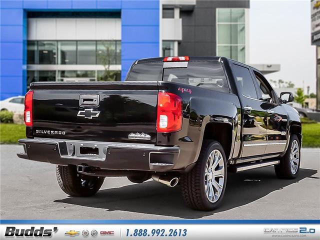 2018 Chevrolet Silverado 1500 High Country (Stk: SV8084) in Oakville - Image 5 of 25