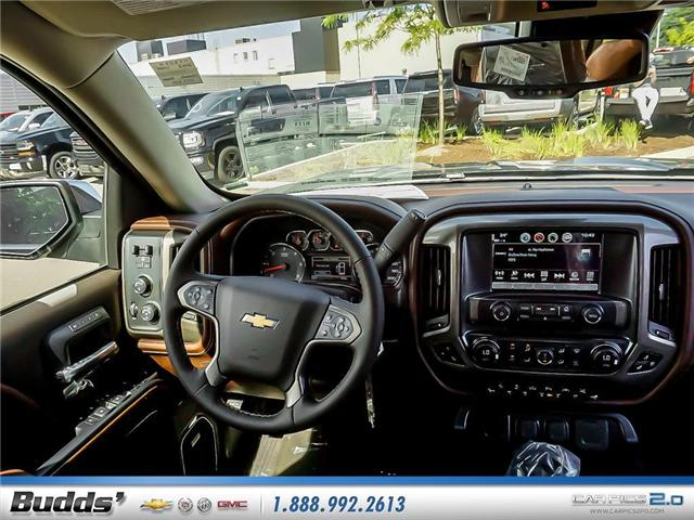 2018 Chevrolet Silverado 1500 High Country (Stk: SV8084) in Oakville - Image 9 of 25