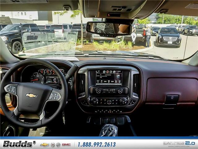 2018 Chevrolet Silverado 1500 High Country (Stk: SV8084) in Oakville - Image 10 of 25