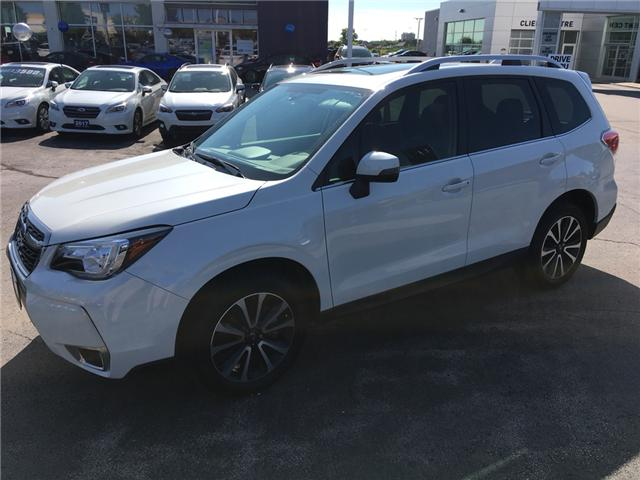 2018 Subaru Forester 2.0XT Touring (Stk: S6416) in Hamilton - Image 2 of 12