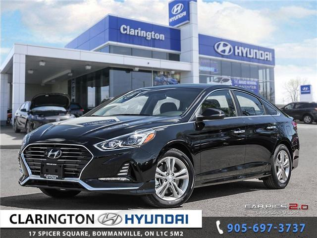 2018 Hyundai Sonata GLS Tech (Stk: 18529) in Clarington - Image 1 of 27