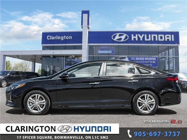2018 Hyundai Sonata GLS Tech (Stk: 18529) in Clarington - Image 3 of 27
