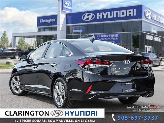 2018 Hyundai Sonata GLS Tech (Stk: 18529) in Clarington - Image 4 of 27