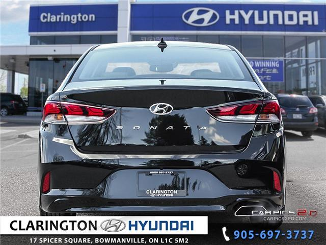 2018 Hyundai Sonata GLS Tech (Stk: 18529) in Clarington - Image 5 of 27