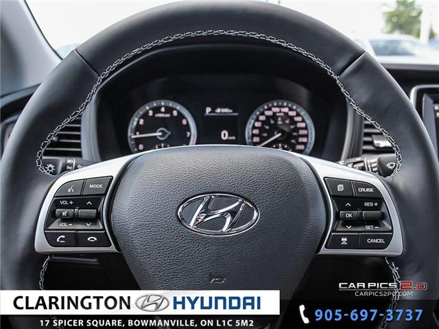 2018 Hyundai Sonata GLS Tech (Stk: 18529) in Clarington - Image 7 of 27