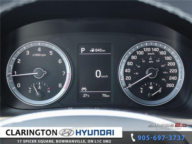 2018 Hyundai Sonata GLS Tech (Stk: 18529) in Clarington - Image 8 of 27