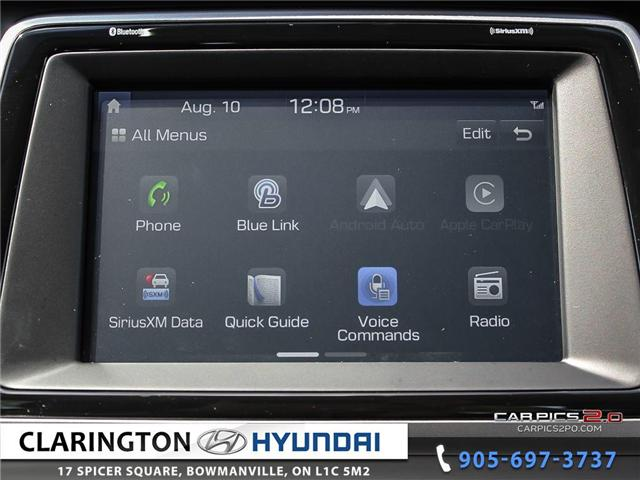 2018 Hyundai Sonata GLS Tech (Stk: 18529) in Clarington - Image 14 of 27