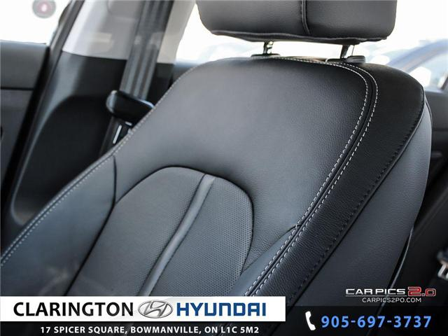 2018 Hyundai Sonata GLS Tech (Stk: 18529) in Clarington - Image 17 of 27