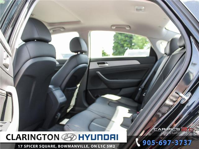2018 Hyundai Sonata GLS Tech (Stk: 18529) in Clarington - Image 18 of 27