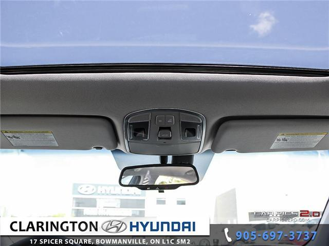2018 Hyundai Sonata GLS Tech (Stk: 18529) in Clarington - Image 20 of 27