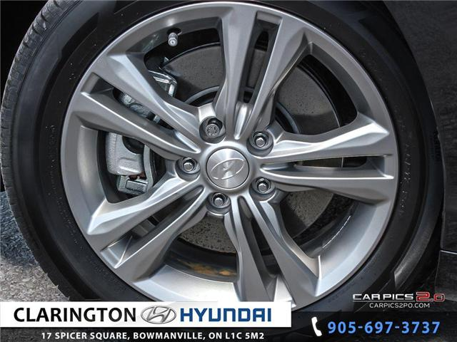 2018 Hyundai Sonata GLS Tech (Stk: 18529) in Clarington - Image 21 of 27