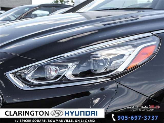 2018 Hyundai Sonata GLS Tech (Stk: 18529) in Clarington - Image 25 of 27