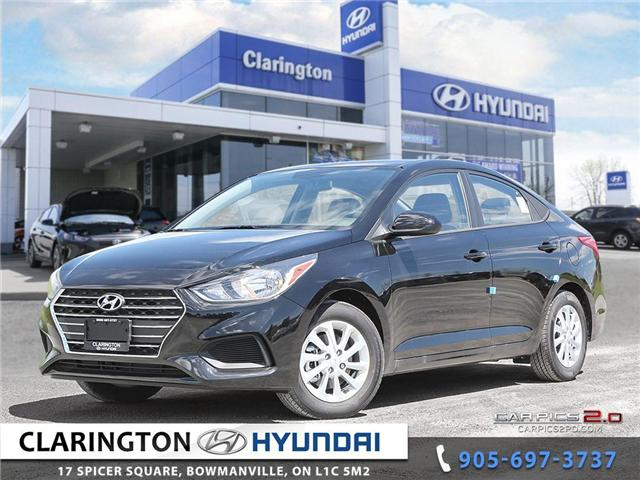 2019 Hyundai Accent Preferred (Stk: 18536) in Clarington - Image 1 of 27