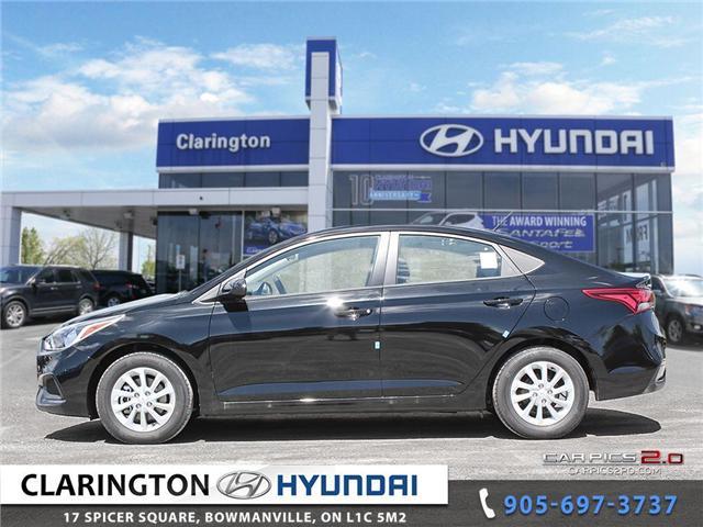 2019 Hyundai Accent Preferred (Stk: 18536) in Clarington - Image 3 of 27