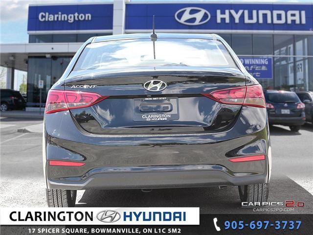 2019 Hyundai Accent Preferred (Stk: 18536) in Clarington - Image 5 of 27