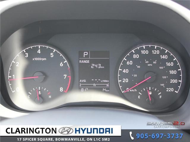 2019 Hyundai Accent Preferred (Stk: 18536) in Clarington - Image 8 of 27