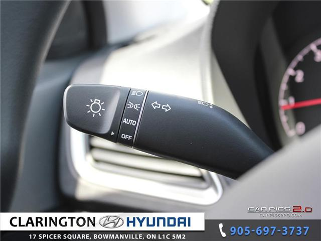 2019 Hyundai Accent Preferred (Stk: 18536) in Clarington - Image 9 of 27