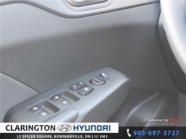 2019 Hyundai Accent Preferred (Stk: 18536) in Clarington - Image 10 of 27