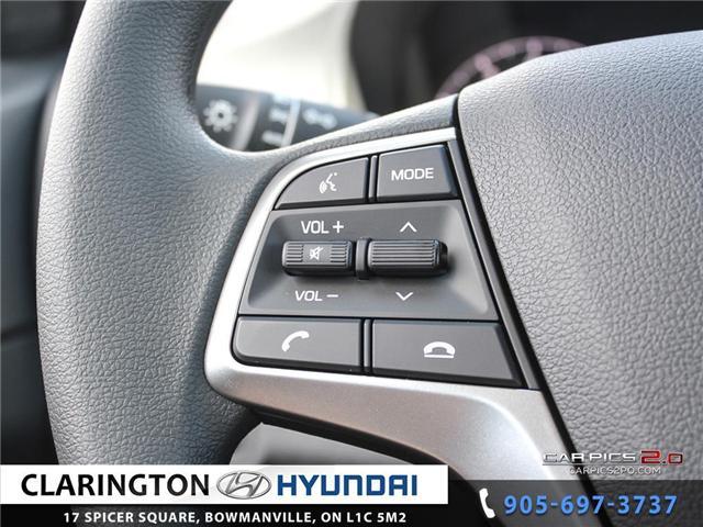 2019 Hyundai Accent Preferred (Stk: 18536) in Clarington - Image 11 of 27