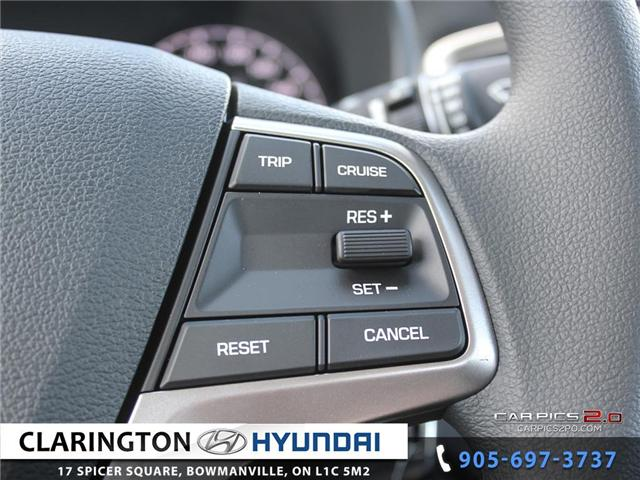 2019 Hyundai Accent Preferred (Stk: 18536) in Clarington - Image 12 of 27