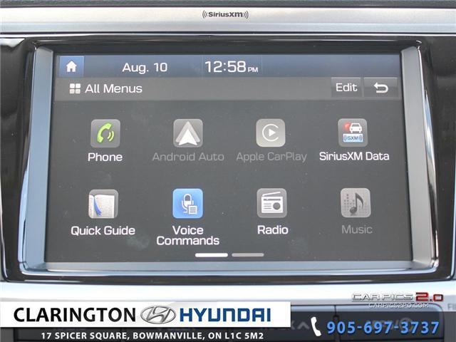 2019 Hyundai Accent Preferred (Stk: 18536) in Clarington - Image 15 of 27