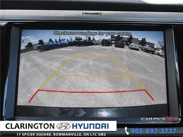 2019 Hyundai Accent Preferred (Stk: 18536) in Clarington - Image 16 of 27