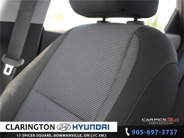 2019 Hyundai Accent Preferred (Stk: 18536) in Clarington - Image 18 of 27