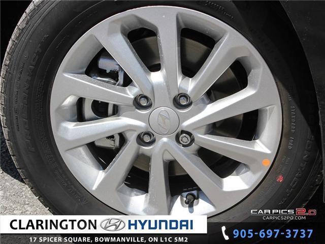 2019 Hyundai Accent Preferred (Stk: 18536) in Clarington - Image 21 of 27