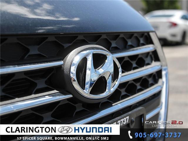 2019 Hyundai Accent Preferred (Stk: 18536) in Clarington - Image 24 of 27