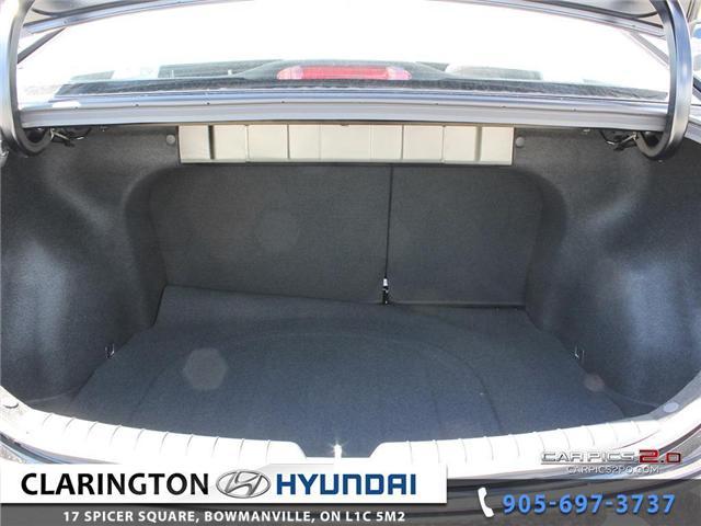2019 Hyundai Accent Preferred (Stk: 18536) in Clarington - Image 26 of 27