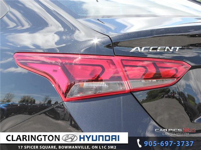 2019 Hyundai Accent Preferred (Stk: 18536) in Clarington - Image 27 of 27