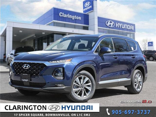 2019 Hyundai Santa Fe Preferred 2.4 (Stk: 18541) in Clarington - Image 1 of 27