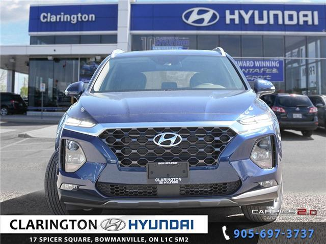 2019 Hyundai Santa Fe Preferred 2.4 (Stk: 18541) in Clarington - Image 2 of 27