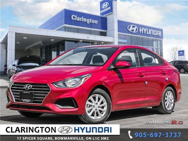 2019 Hyundai Accent Preferred (Stk: 18542) in Clarington - Image 1 of 27