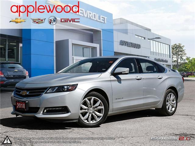 2018 Chevrolet Impala 1LT (Stk: 9431A) in Mississauga - Image 1 of 27