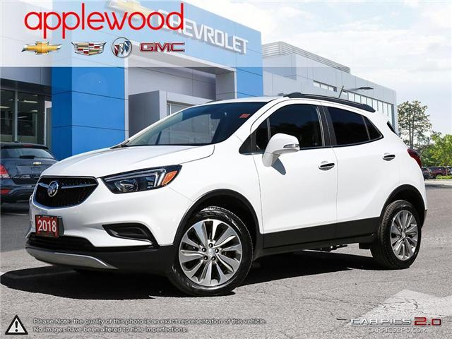 2018 Buick Encore Preferred (Stk: 8085P) in Mississauga - Image 1 of 26