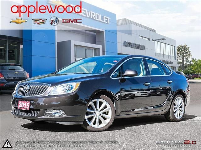 2015 Buick Verano Leather (Stk: 8361P) in Mississauga - Image 1 of 26