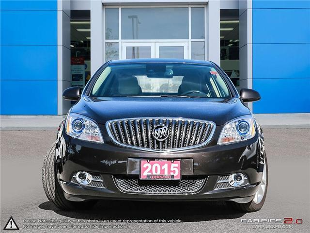 2015 Buick Verano Leather (Stk: 8361P) in Mississauga - Image 2 of 26