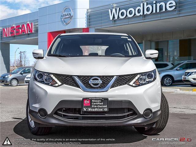 2017 Nissan Qashqai S (Stk: P6941) in Etobicoke - Image 2 of 23
