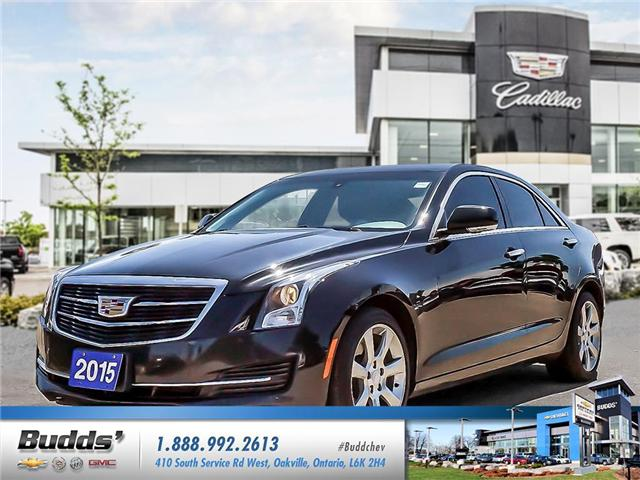 2015 Cadillac ATS 2.0L Turbo Luxury (Stk: R1262A) in Oakville - Image 1 of 25