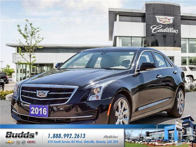 2016 Cadillac ATS 2.0L Turbo Luxury Collection (Stk: AT6011L) in Oakville - Image 1 of 25