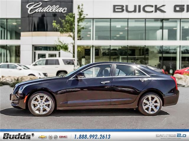 2016 Cadillac ATS 2.0L Turbo Luxury Collection (Stk: AT6011L) in Oakville - Image 2 of 25