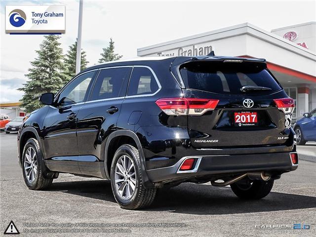 2017 Toyota Highlander XLE (Stk: E7592) in Ottawa - Image 3 of 25