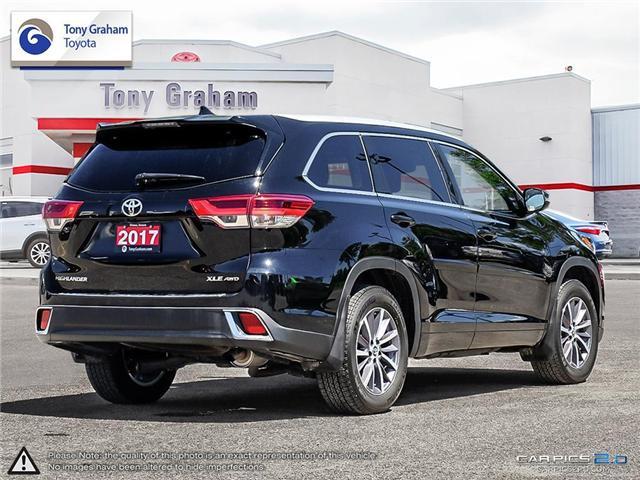 2017 Toyota Highlander XLE (Stk: E7592) in Ottawa - Image 5 of 25