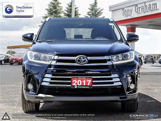 2017 Toyota Highlander XLE (Stk: E7592) in Ottawa - Image 8 of 25