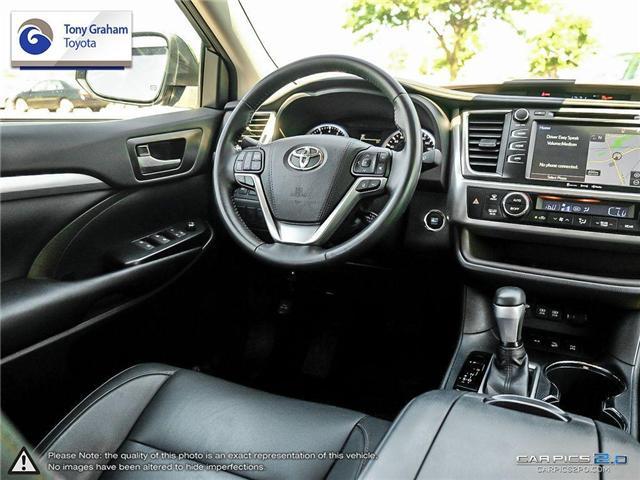 2017 Toyota Highlander XLE (Stk: E7592) in Ottawa - Image 9 of 25