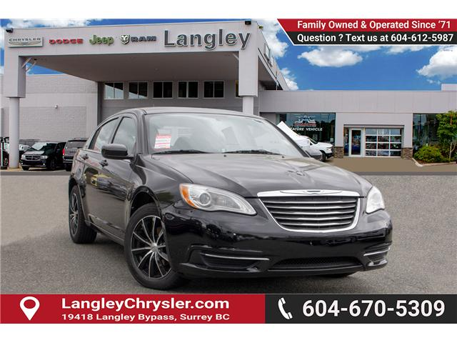2013 Chrysler 200 LX (Stk: H827066BB) in Surrey - Image 1 of 23