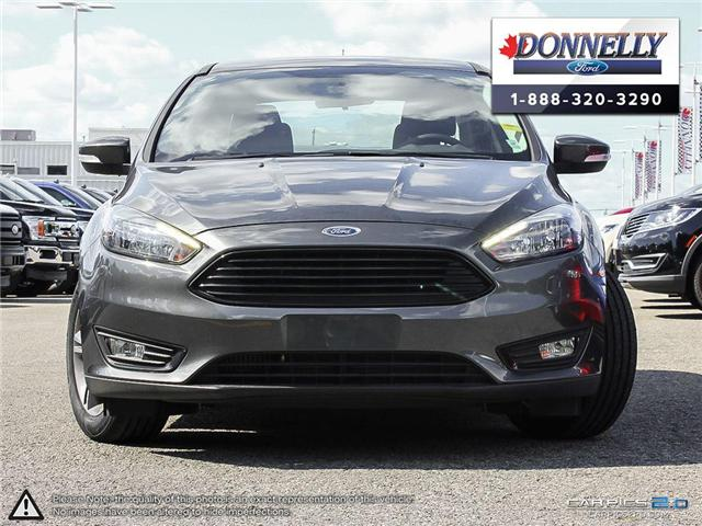 2018 Ford Focus SE (Stk: DR1207) in Ottawa - Image 2 of 27